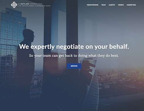 J. Outlaw Consulting Site